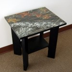 OFC Express Occasional Table 20 x 16, Mossy Oak/Black