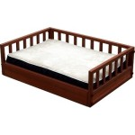 Habitat 'n Home My Buddy's Bunk Dog Bed Size: Small (Up to 20 lbs), Color: Espresso