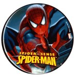 Spiderman Night Light with On/Off Switch Great for Bedrooms, Bathrooms, Kitchens, Foyers and Hallways