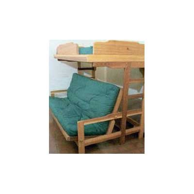 Futon Bunk Bed Plans Woodworking Project Paper Plan