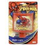 Marvel Heroes Spiderman Curved Night Light