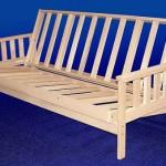 Queen Size Savannah Futon Sofa Bed – Frame Only