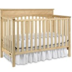 Graco Lauren Classic Crib, Natural