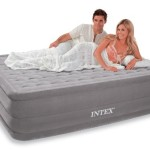 Intex Ultra Plush Queen Airbed Kit