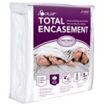 JT Eaton 81TWENC Bed Bug Lock-Up Total Encasement Mattress Cover, Twin