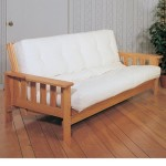 Futon Sofabed, Plan No. 850 (Woodworking Project Paper Plan)