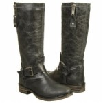 BED:STU Women's Token Boot,Black,8 M US