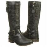 BED:STU Women's Token Boot,Black,8 M US