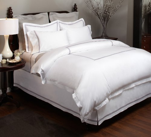 Pinzon Hotel Stitch 400-Thread-Count Egyptian Cotton