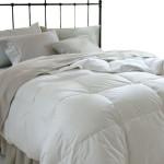 All Season Down Alternative Full/Queen Comforter, White