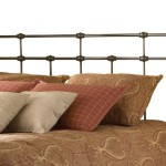 Fashion Bed Group Dexter Headboard, Hammered Brown, Queen