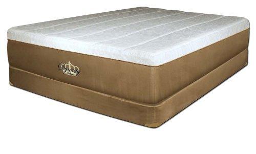 DynastyMattress Luxury Grand 14 Inch Memory Foam Mattress