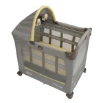 Graco Travel Lite Crib with Stages, Peyton