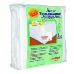JT Eaton 80TWXLBOX Bed Bug Lock-Up Total Encasement Box Spring Cover, Twin-XL