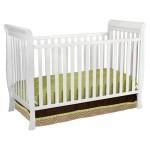 Delta Enterprise Glenwood 3-in-1  Convertible Sleigh Crib