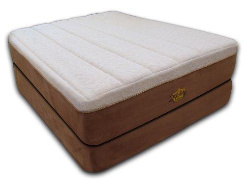 DynastyMattress NEW Luxury Grand 15-Inch with 7.5″ Memory Foam Mattress, Eastern King Size