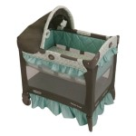 Graco Travel Lite Crib, Winslet
