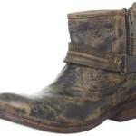 bed stu Women's Double Boot,Black,9 M US