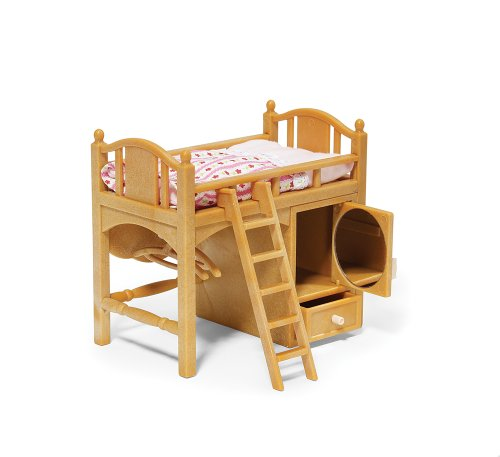 Calico Critters Sister's Loft Bed
