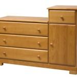 DaVinci Kalani Combo Dresser – Honey Oak