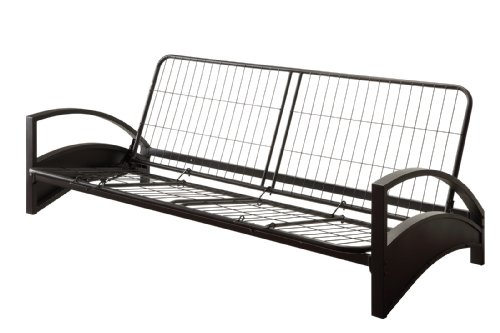 Dorel Home Products Alessa Futon Frame, Full