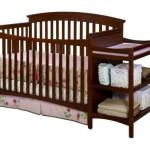 Delta Children's Products Walden Crib and Changer, Spice Cinnamon