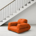Fresh Futon Hippo Orange