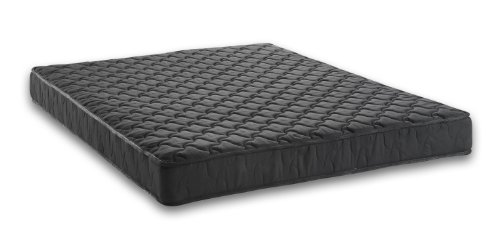 Signature Sleep Essential 6-Inch Full Mattress, Black