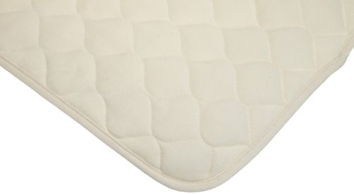 American Baby Company Organic Cotton Quilted Multi-Use Pad , Natural