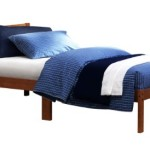 Homelegance 5794T-1 Platform Bed, Twin, Cappuccino