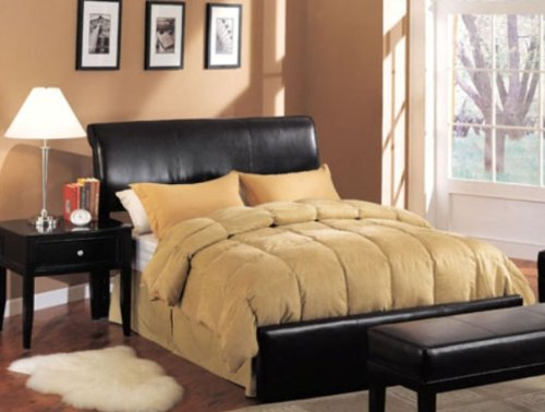 Montego Queen Headboard/Footboard Bed by Acme