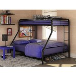 Bunk Beds for Kids. This Child Bedroom Furniture Piece Is a Quality Twin Over Full Bunk Bed Offered on Sale. Bunkbeds Are Always a Great Addition to Kids Bedroom Furniture. This Is Kids Bedding At an Affordable Price. Truly Perfect Kids Sleeping Bed.