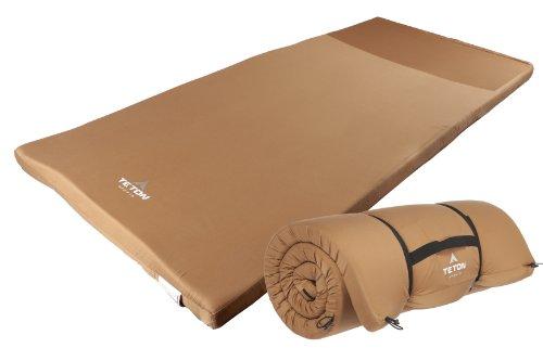 TETON Sports Outfitter XXL Camp Cot Pad (82″x 38″x 3″, 9 lbs)
