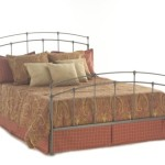 Fashion Bed Group Fenton Twin Headboard, Black Walnut