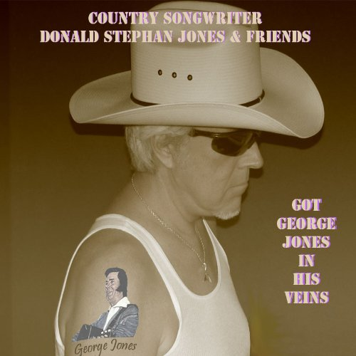 Got George Jones In His Veins