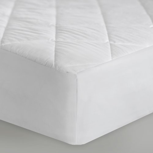Sleep Tite by Malouf MATTRESS PAD Quilted Mattress Pad – Filled with Gelled Microfiber