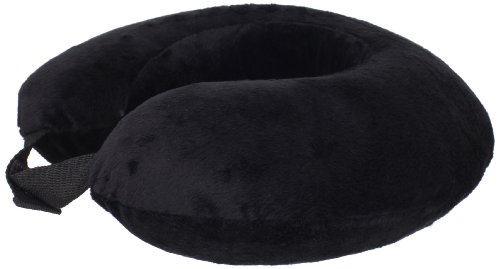T-Tech by Tumi Luggage Neck Pillow, Black, One Size