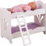 KidKraft Littile Doll Bunk Bed