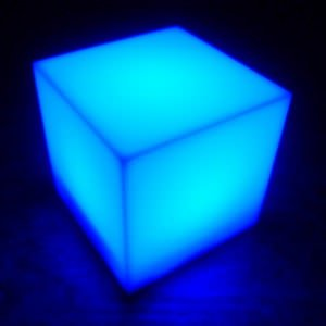 Colour Changing LED Mood Cube