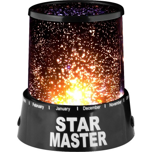 Trademark Games Star Projector Light – Project On The Walls And Ceiling