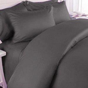 1500 Series Egyptian Quality 3pc Duvet Cover Set – Full/Queen, Gray