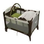 Graco Baby Pack 'n Play Playard with Reversible Napper and Changer, Go Green