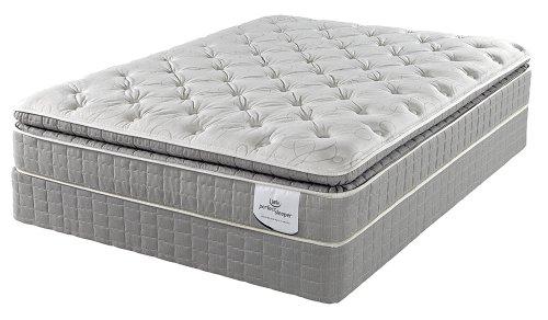 Serta Perfect Sleeper Harcourt Queen Super Pillow Top Mattress