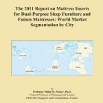 The 2011 Report on Mattress Inserts for Dual-Purpose Sleep Furniture and Futons Mattresses: World Market Segmentation by City