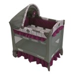 Graco Travel Lite Crib, Nyssa