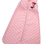 Disney Minnie Wearable Blanket, Pink, Small