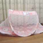 Pink Baby girl-Instant Pop Up Mosquito Net Crib, Baby Tent, Beach Play Tent, Bed Playpen,