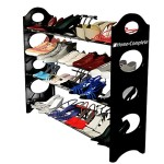 Last Day Sale- Shoe Rack Organizer Storage Bench -100% Lifetime Money Back Guarantee -Store up to 20 pairs of shoes and say GOODBYE to messy piles of shoes cluttering your closet and entryway – Adjustable shoe racks shelves width and height – Made From Stainless Steel and High-Quality Plastic Polymer so it's BUILT TO LAST – Easy to Assemble – No Tools Required – Your Purchase is Secured by a LIFETIME GUARANTEE!