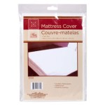 Twin Size Waterproof Mattress Cover – Hypoallergenic Fitted Protector for Potty Training, Bed Wetters, Allergies, Dust Mites, Bed Bugs, and More