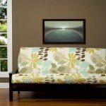 SIS Cover English Garden Futon Cover Fabric (Removable futon cover fabric only. Futon frame and futon mattress sold separately) – Full